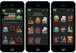888 mobile casino is the biggest available in USA