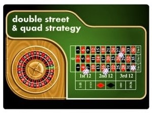 How to use double street and quads strategy