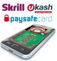 Which are the most used e-wallets for online casino payments?