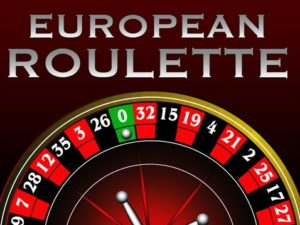 european roulette play