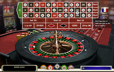 french roulette games