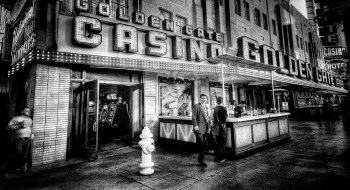 Golden Gate Casino is the first and longest existing gambling establishment
