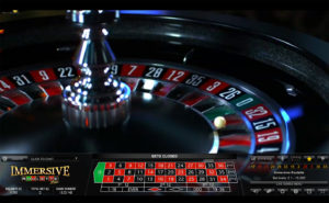 immersive roulette wheel