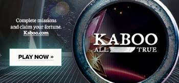 Casino Kaboo new feature - missions