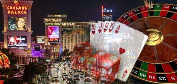 Land-based casinos offer great social experience