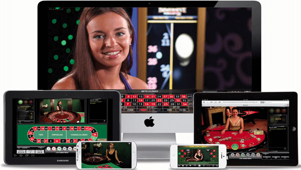 A lot of traditional live dealer games are available on mobile devices