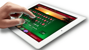 Online mobile casinos can be played on various devices like tablets