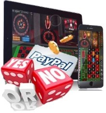 Paypal is the most common e-wallet for online casino payments